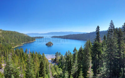 Emerald Bay HDR Pano 2nd try